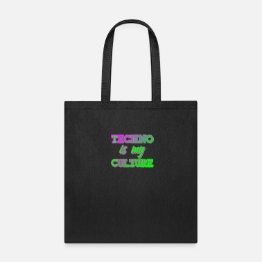 Jumpstyle Techno Culture Quote | Rave Raver Trance Hardstyle - Tote Bag