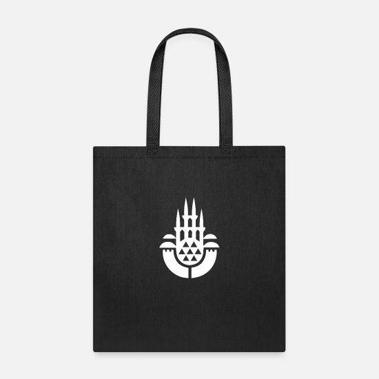 Gift Idea Bags & Backpacks - Istanbul (coat of arms) - Tote Bag black