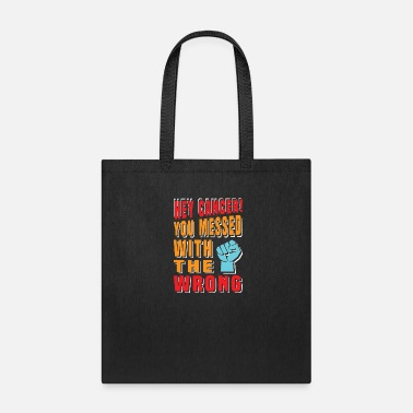 Against Cancer Against Cancer - Tote Bag