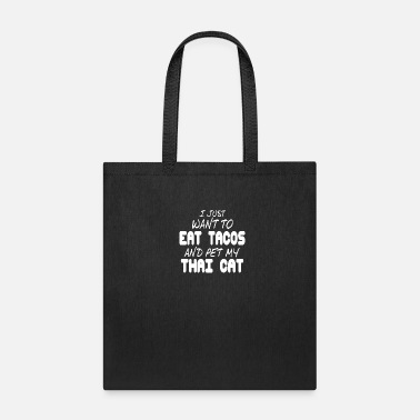 Thailand Thai Cat - Tote Bag