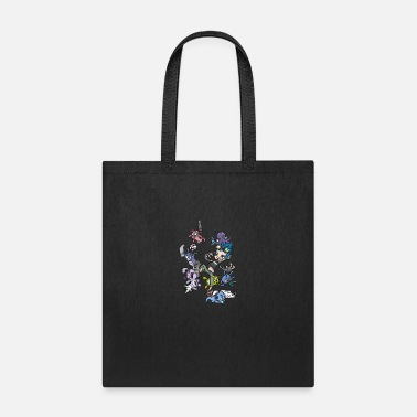 Plush Return of the PLushes - Tote Bag