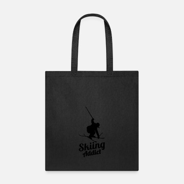 Ski Skiing Freestyle Jump Winter Sports Jumping - Tote Bag
