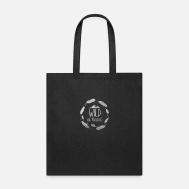Explorer Wild At Heart Camping Travel Explore Vacation - Tote Bag