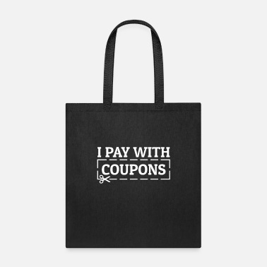 Coupon Coupon Deals Couponing Coupons Couponer - Tote Bag