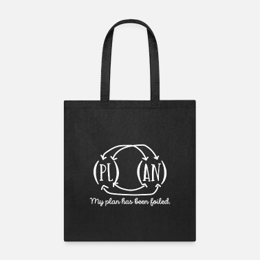 Mathematics Plan Math school student quote gift - Tote Bag