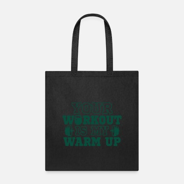 Cardio Workout gym fitness sport gift - Tote Bag