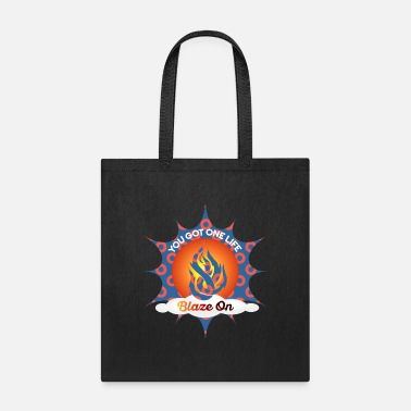 Phish Fishman Donut Blaze On Phish Apparel - Tote Bag
