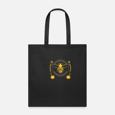 Wing Bee honey beekeeper gift - Tote Bag