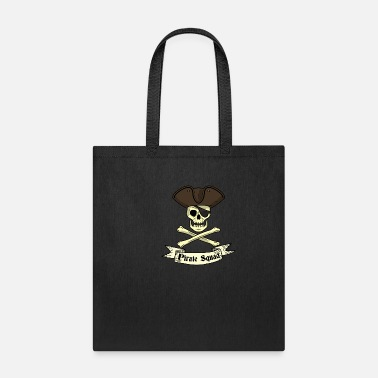 Piracy Pirate Team - Tote Bag