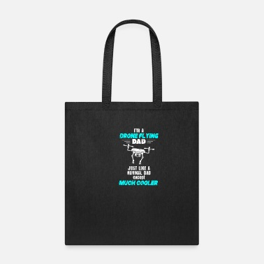 Fly Drone flying pilot hobby gift - Tote Bag