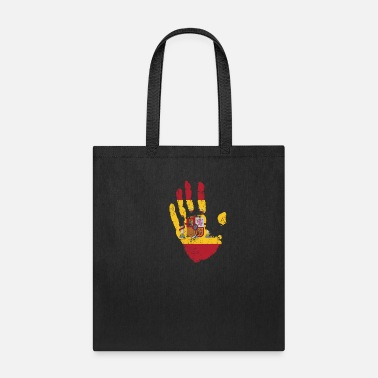 Summer Spain hand - Tote Bag