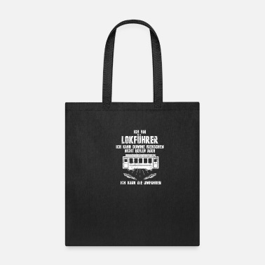 Training Train Train - Tote Bag