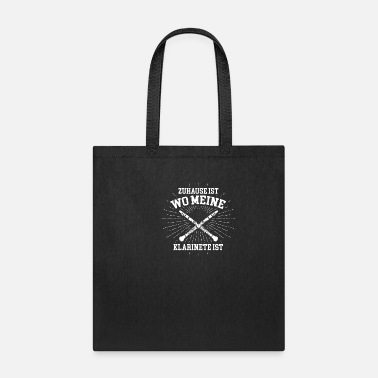Wind Instrument Clarinet - Tote Bag