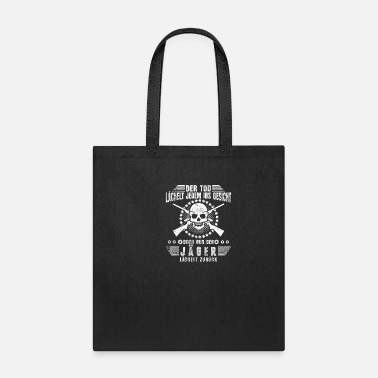 Wild Boar Hunter Hunting Wilderness Hunting - Tote Bag