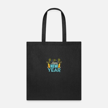 New Years Newyear - Tote Bag