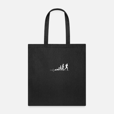 Fitness Running athlete - Tote Bag
