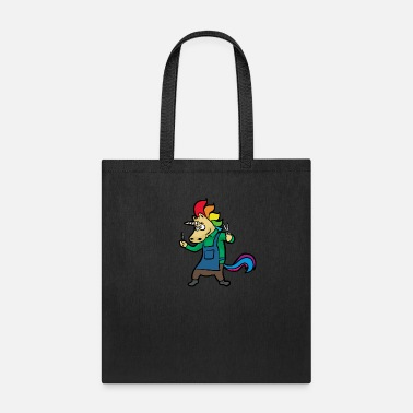 Coiffeur UNICORN BARBER Hairdresser Stylist Coiffeur - Tote Bag