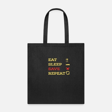 Congratulations Firefighter - Tote Bag