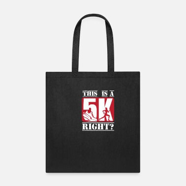 Son 5 Kilometer Running Shoes Sprint Marathon Gift - Tote Bag