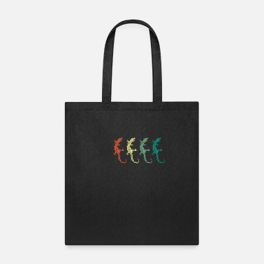 Tropical Gecko - Tote Bag