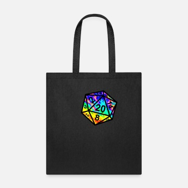Pen Fantasy Role Playing Game RPG Tabletop DICE - Tote Bag