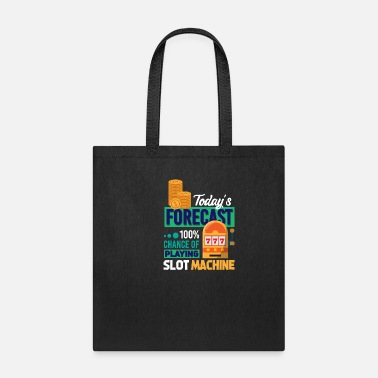 Slot Machine Slot Machine - Tote Bag