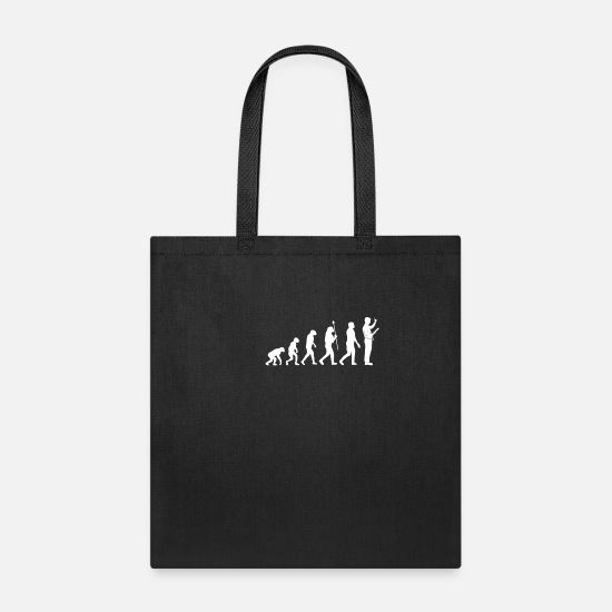 Gift Idea Bags & Backpacks - Pastor Church Gift - Tote Bag black