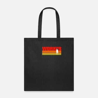 Lance Hipster Worker Present Idea - Tote Bag