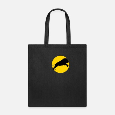 Mammal mammal and moon - Tote Bag