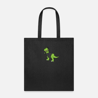 Staff Stage Manager T-Rex Staff Gift - Tote Bag