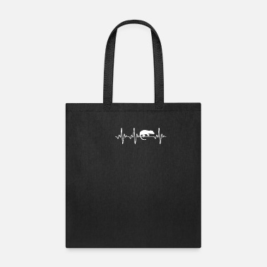 Animal Welfare Crested Gecko Heartbeat - Tote Bag