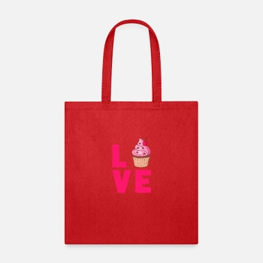 Cupcake Cupcake Muffin Bakery Cake Candy Sweets Cookie - Tote Bag