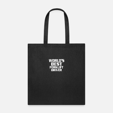 Drivers License Forklift driver's license - Tote Bag