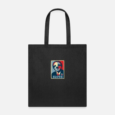 President Sloth President Barack Obama - Tote Bag