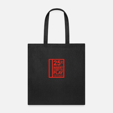 Nintendo INSERT COIN TO PLAY - Tote Bag