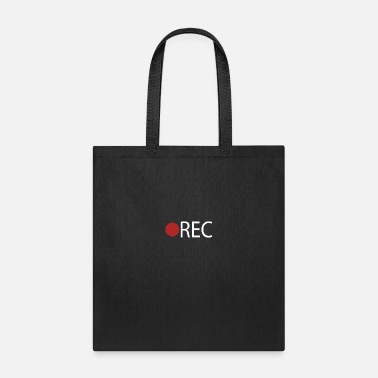 Record REC Record Recording - Tote Bag