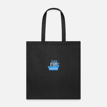 Boat Ship, Boat, Boating - Tote Bag