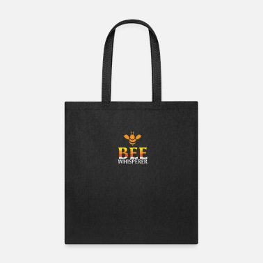 Protection Of The Beewhisperer - honey, beekeepers, bees - Tote Bag