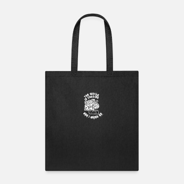 Flight World is calling - travel, backpacker - Tote Bag