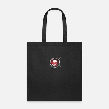 Heavy Metal Schlagzeug, Drummer, Drums - Tote Bag