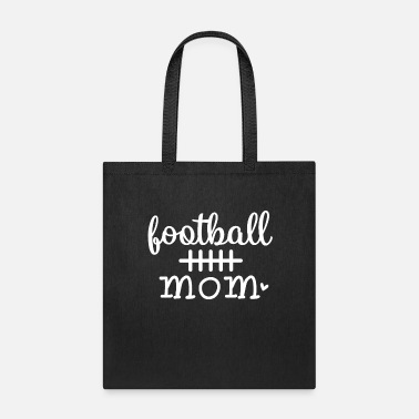 Football Mom Game Day Supporters Gift - Tote Bag
