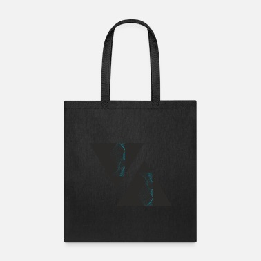 Black And White black and white - Tote Bag