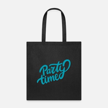 Party PARTY TIME - Tote Bag