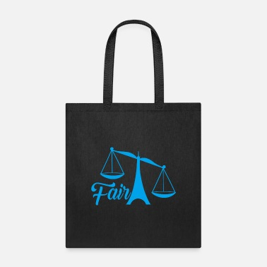 Fair judge fair - Tote Bag