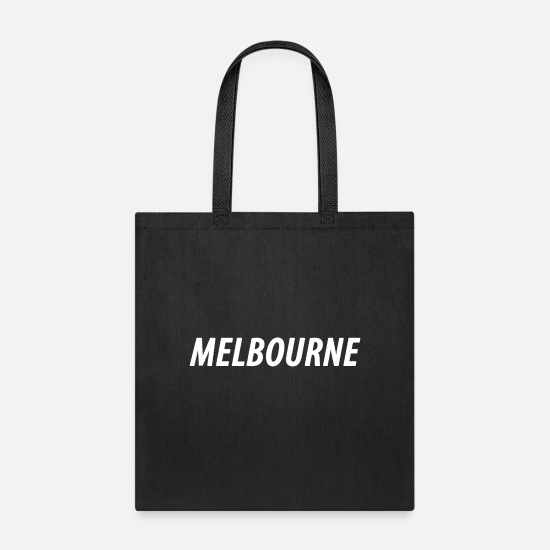 Australia Bags & Backpacks - Melbourne - Tote Bag black