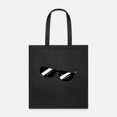 Sunglasses Sunglasses, black sunglasses - Tote Bag