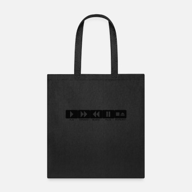 Audio buttons - Tote Bag