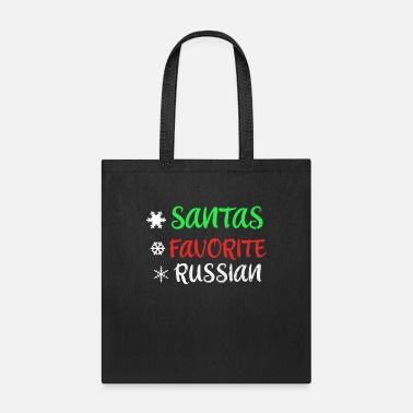 Russian Russian - Tote Bag