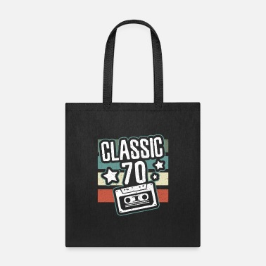 Birthday 50th Birthday 50 Years 1970 Happy Birthday 50 Plus - Tote Bag