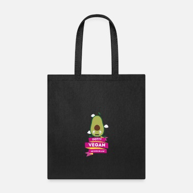 Organic dotty vegan mother in law - Tote Bag